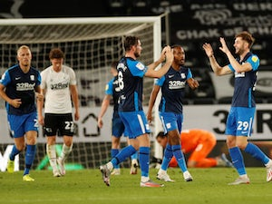 Late Preston penalty sends Derby County out of EFL Cup