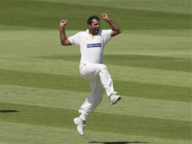 Rana Naved-ul-Hasan claims he was racially abused while at Yorkshire