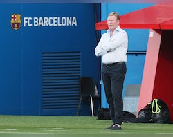 Barcelona 'not planning any more signings after Dest'