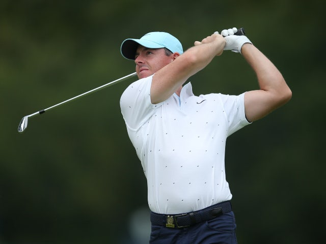 Rory McIlroy off to a flyer on day one of US Open