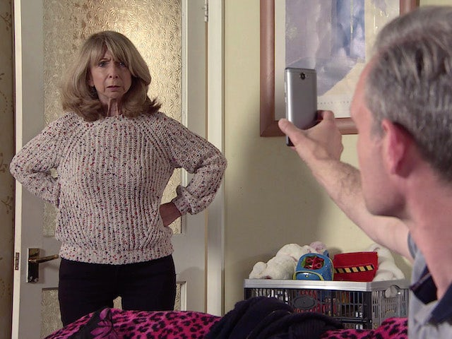 Gail returns on Coronation Street's first episode on October 5, 2020