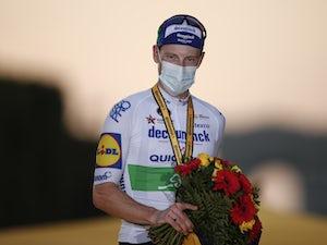 Ireland's Sam Bennett storms to Vuelta victory