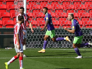 Bristol City maintain perfect start with win at Stoke
