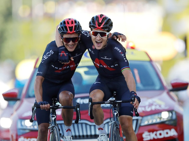 Result: Michal Kwiatkowski secures stage win at Tour de France