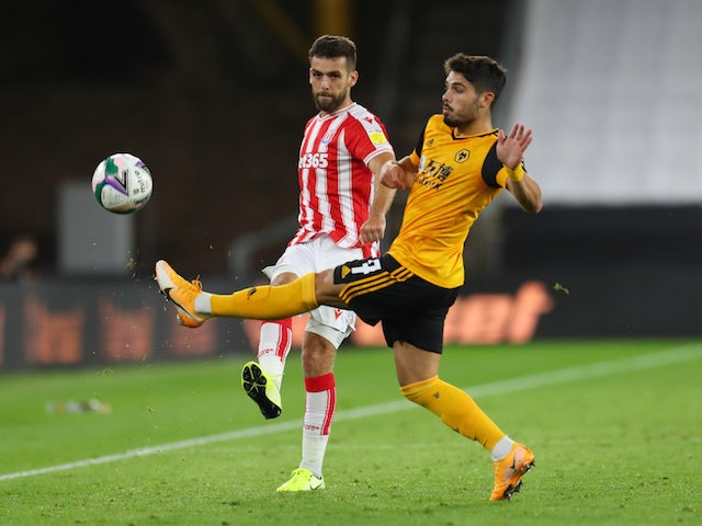 Result: Stoke score late winner to send Wolves out of EFL Cup