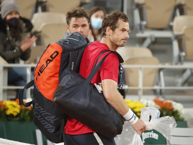 Andy Murray calls for mandatory coronavirus vaccine for tennis players