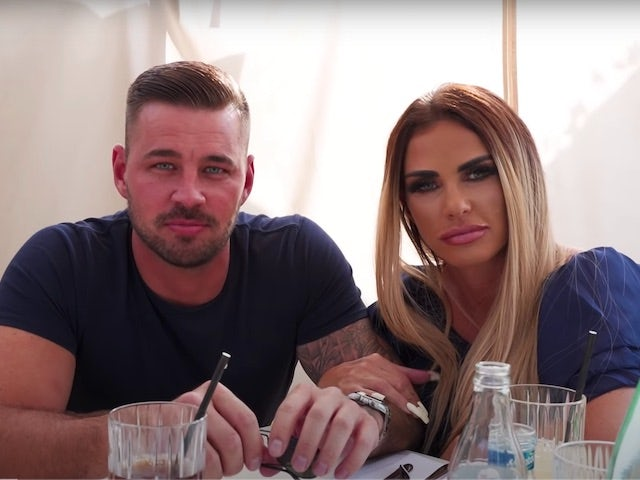 Katie Price: 'Carl Woods is the biggest I've ever had'
