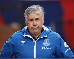 Carlo Ancelotti set to make changes for Everton in West Ham EFL Cup tie