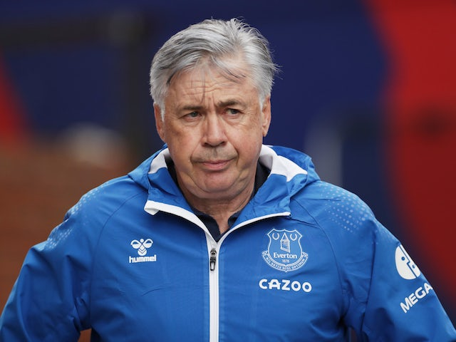Carlo Ancelotti delighted with Everton's