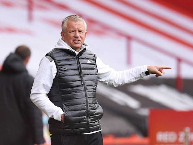 Chris Wilder: 'Manchester City are still world class'