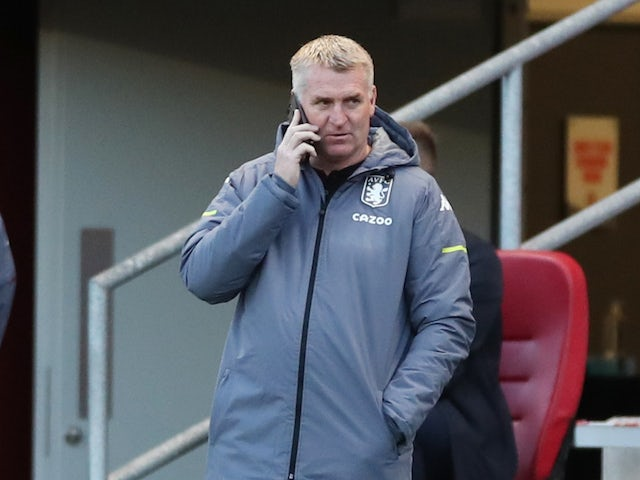 Dean Smith urges Aston Villa not to get carried away with 100% record