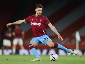 West Ham 'to reject all Chelsea bids for Declan Rice'