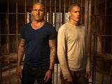 Dominic Purcell and Wentworth Miller on Prison Break
