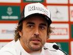 Monday's Formula 1 news roundup