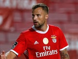 Benfica's Haris Seferovic pictured in July 2020