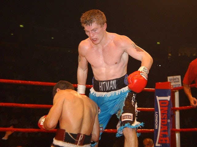 On this Day in 2003: Ricky Hatton beats Aldo Rios for 10th title defence
