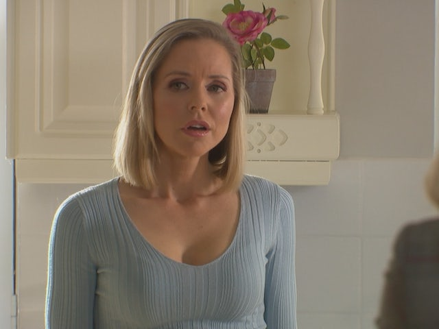 Cindy on Hollyoaks episode 5443