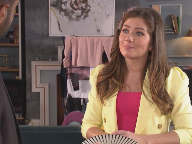 Maxine on Hollyoaks episode 5446