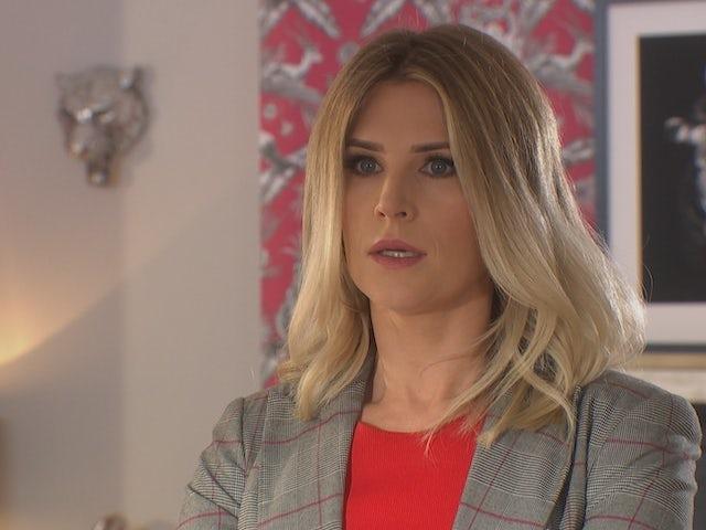 Mandy on Hollyoaks episode 5443