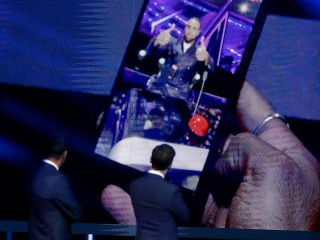 Jasper Cherry on the fourth semi-final of Britain's Got Talent on September 26, 2020