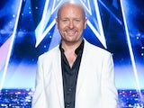 Jon Courtenay on the fourth semi-final of Britain's Got Talent on September 26, 2020