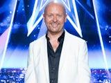 Jon Courtenay on the fourth semi-final of Britain's Got Talent on September 26, 2020