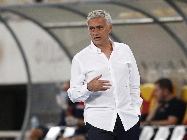 Jose Mourinho attempting to create balance at Tottenham