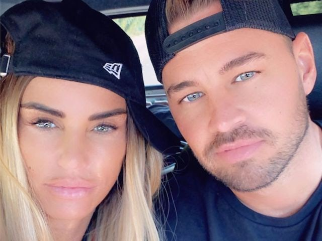 Katie Price hits back after being told to