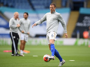 Leicester City manager Brendan Rodgers optimistic over new deal for Jonny Evans