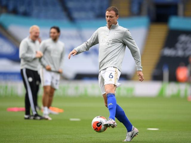 Man United 'considering January move for Jonny Evans'