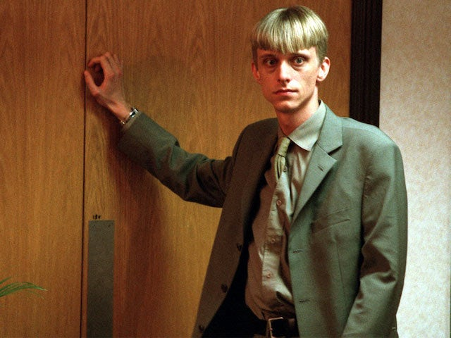 Mackenzie Crook as Gareth Keenan in The Office