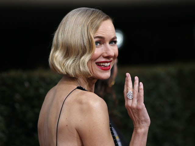 Naomi Watts pictured on January 5, 2020