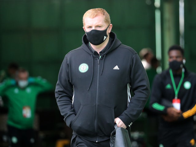 Leigh Griffiths: 'Fans calling for Neil Lennon to be sacked is ridiculous'
