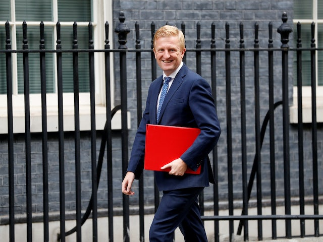 Culture secretary Oliver Dowden welcomes launch of GB News channel