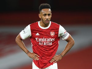 Mikel Arteta admits concern at Aubameyang form