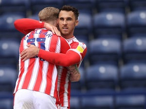 Lee Gregory fires Stoke to victory at 10-man Preston