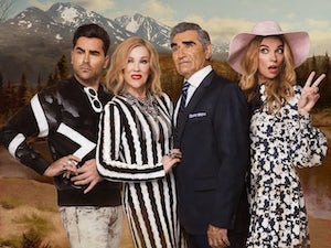 Schitt's Creek claims clean sweep at the Emmy Awards