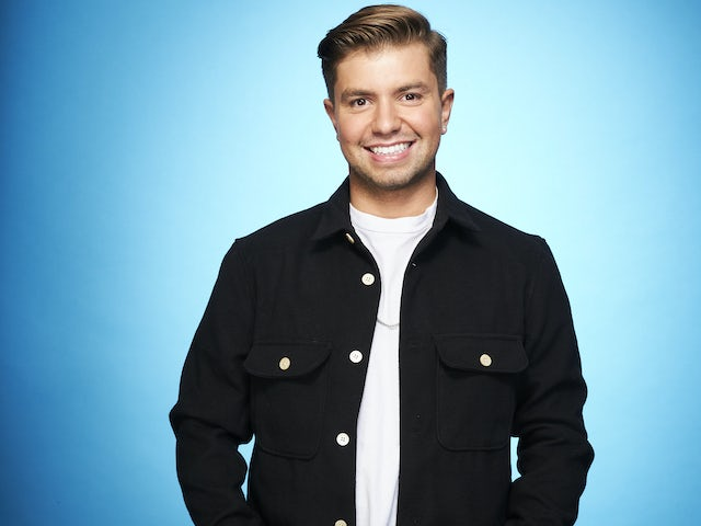 Capital DJ Sonny Jay joins Dancing On Ice