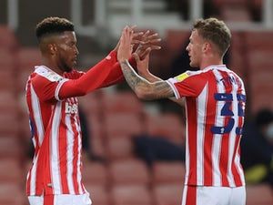 Tyrese Campbell nets as Stoke City overcome Gillingham
