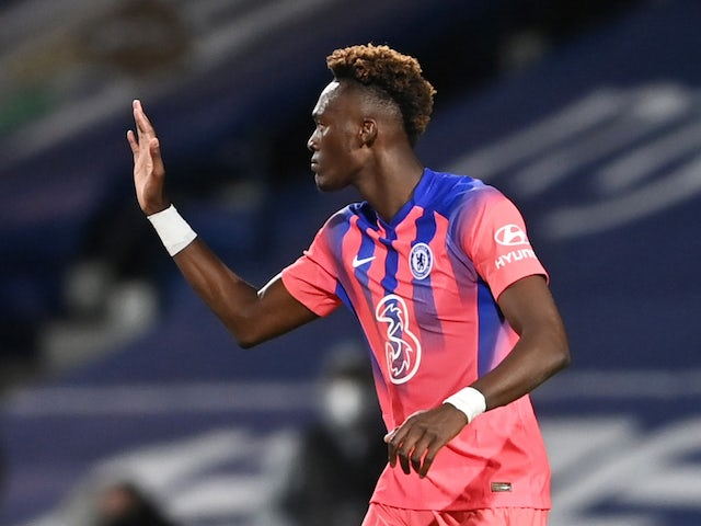Tammy Abraham credits Frank Lampard team talk for Chelsea comeback