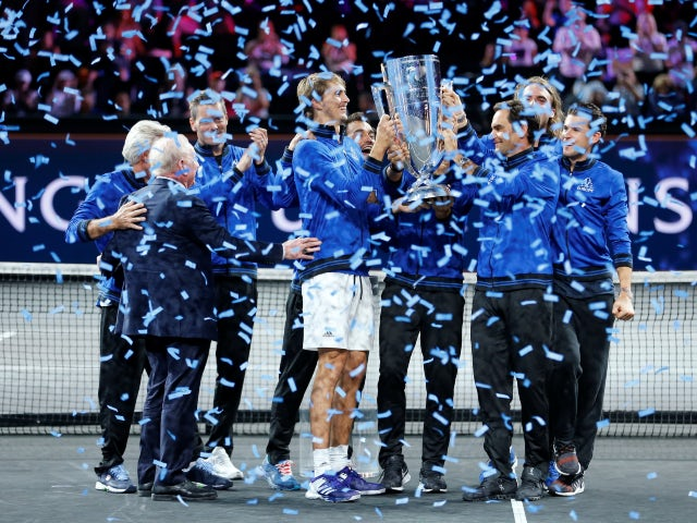 2022 Laver Cup to take place at London's O2 Arena