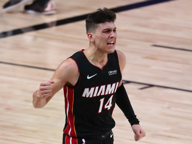 Result: Tyler Herro drops career-high 37 points as Miami Heat close in on NBA finals