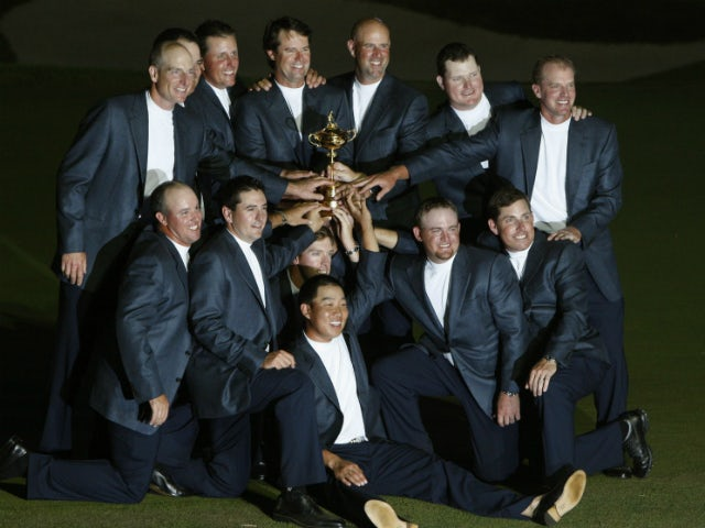 On this day in 2008: The USA win the Ryder Cup