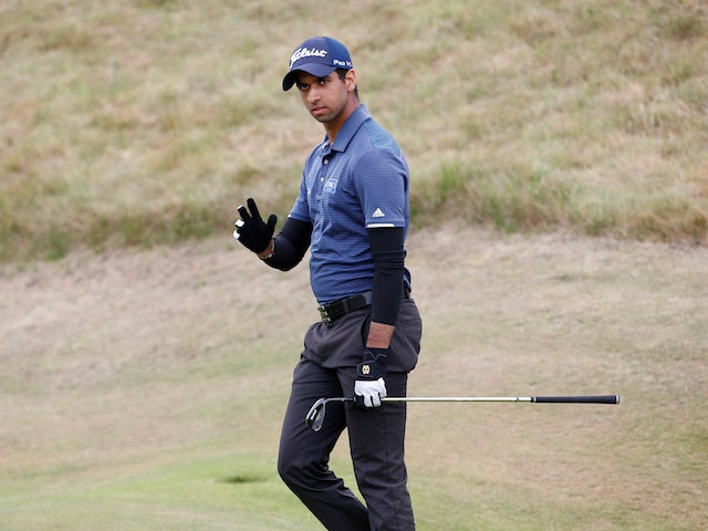 Aaron Rai beats Tommy Fleetwood in playoff to win Scottish Open