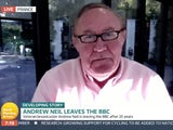 Andrew Neil on Good Morning Britain on September 28, 2020