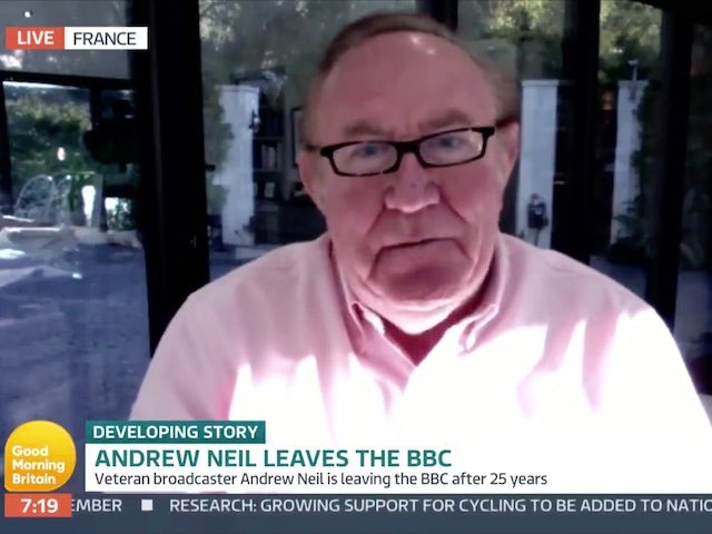 Andrew Neil: 'GB News will have anchors with edge and personality'
