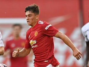 Leeds owner pours doubt on Daniel James move from Manchester United