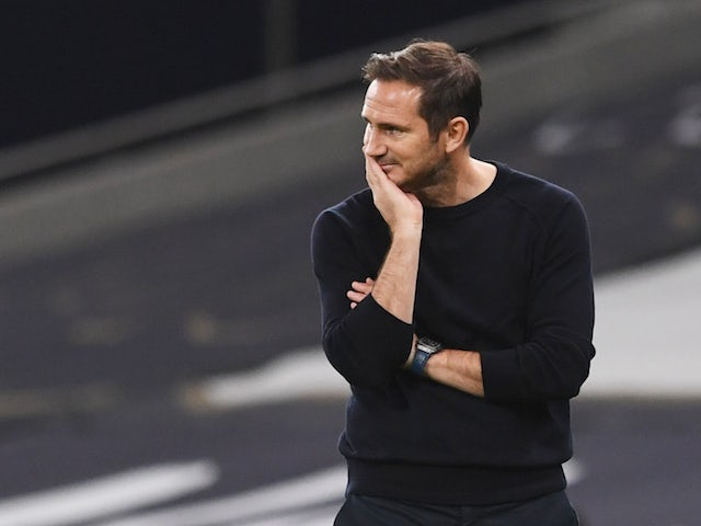 Chelsea 'reluctant to replace Lampard with interim boss'