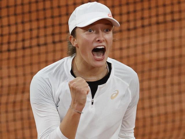Result: Polish teenager Iga Swiatek stuns title favourite Simona Halep at French Open