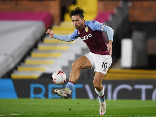 Jack Grealish: 'Paul Gascoigne is an absolute icon'